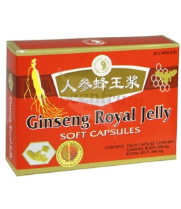 Dr. Chen Ginseng Royal Jelly kapsule 30ks