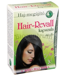 Hair-Revall kapsule 40ks