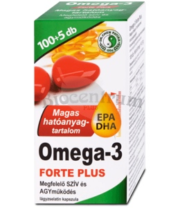 Dr. Chen Omega 3 Forte plus 1351mg (105 tabliet)